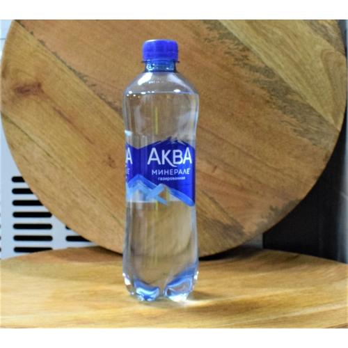 AquaMinerale без газа (0,6 л)