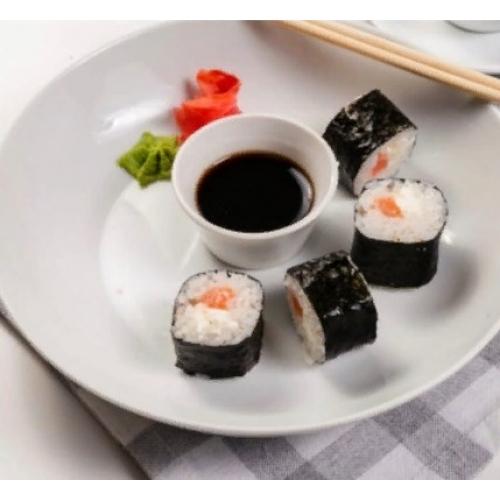 Ролл с лососем и сливочным сыром 3 шт (62 гр)
